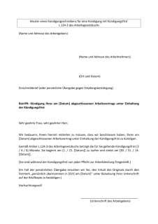 Lettre De Licenciement Avec Preavis Inspection Du Travail Et Des Mines Luxembourg